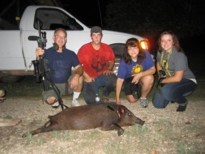 family. hog